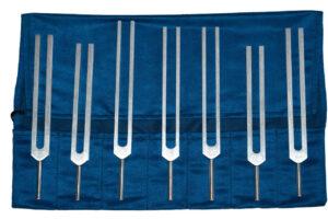 Chakra Tuning Fork Set