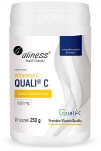 Vitamin C Quali C 250 g powder L-ascorbic acid 1000 mg
