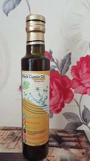 Black Cumin Oil Ireland