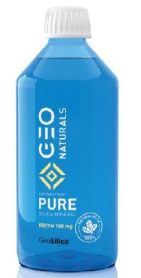 GEONATURAL, PURE CREAM CREAM - Silicon Forte 200 mg x 500 ml