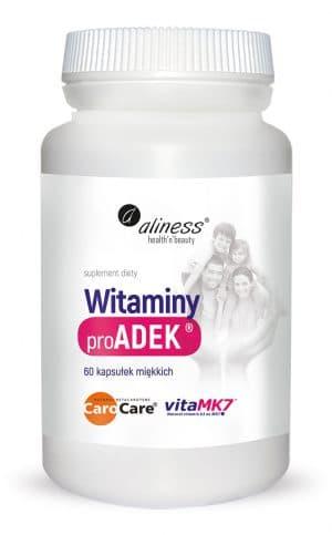 Vitamins ProADEK® x 60 soft capsules