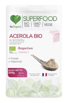 Organic Acerola Bio 200g