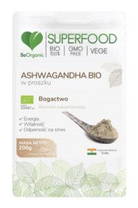 rganic Ashwagandha is a 100% natural, organic,