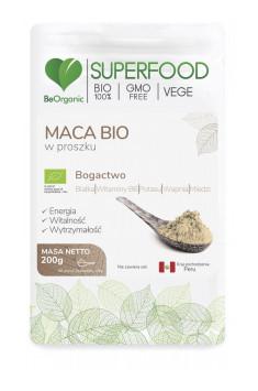 Organic Maca BIO powder is a high-quality