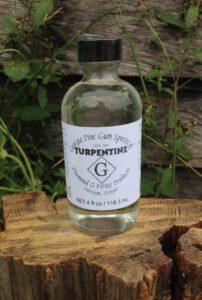 Pure Gum Spirits of TurpentinePure Gum Spirits of Turpentine